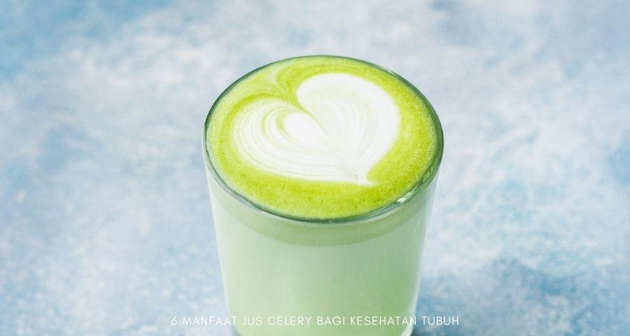 manfaat jus celery