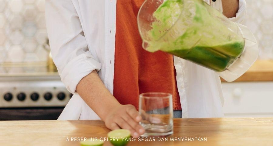 resep jus celery