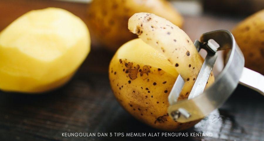 alat pengupas kentang