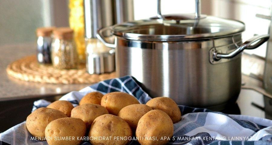 apa manfaat kentang