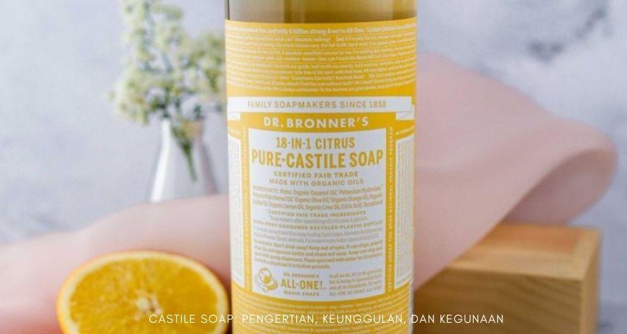 castile soap adalah