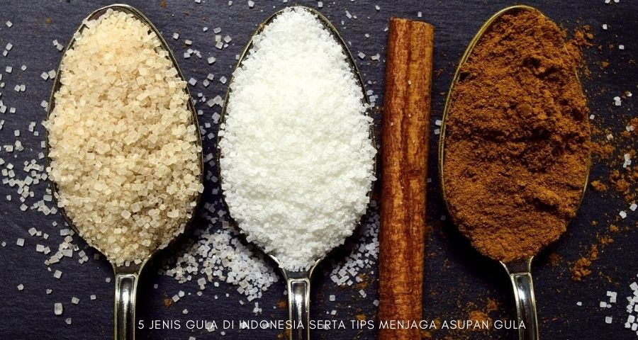 jenis gula di indonesia