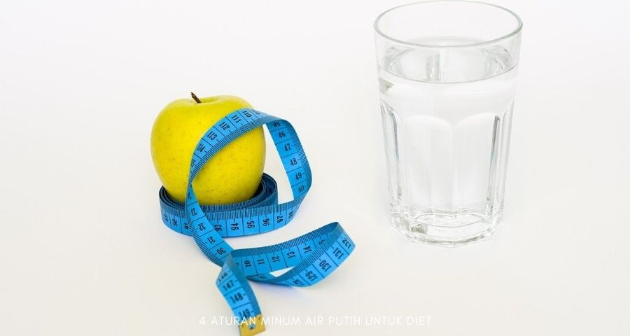 minum air putih untuk diet