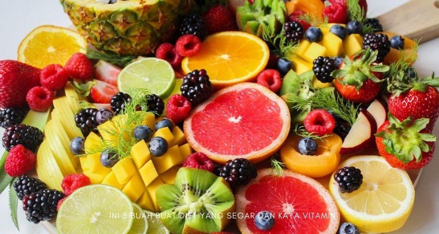 buah buat diet