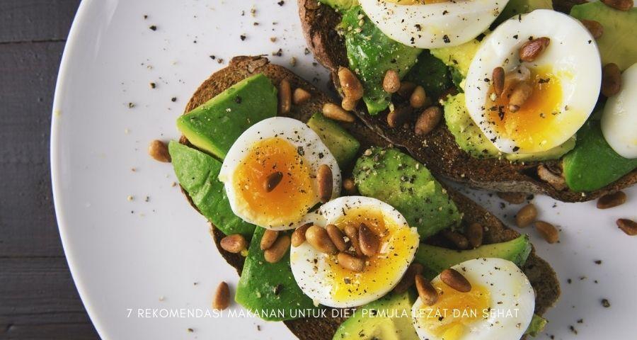 makanan untuk diet pemula
