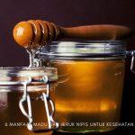 manfaat madu dan jeruk nipis